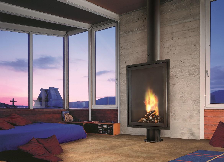 eurofocus 951 het openhaarden huys. Black Bedroom Furniture Sets. Home Design Ideas